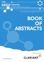 Cover for Book of Abstracts XXXII Conference Expert Group Meeting on Organometallic Chemistry