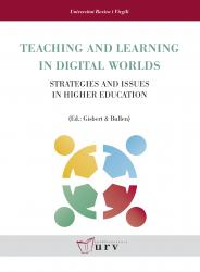 Cover for Teaching and Learning in Digital Worlds: Strategies and Issues in Higher Education