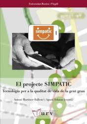 Cover for El projecte SIMPATIC: Tecnologia per a la qualitat de vida de la gent gran