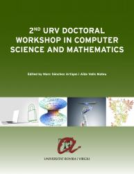 Cover for 2nd URV Doctoral Workshop in Computer Science and Mathematics