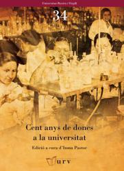 Cover for Cent anys de dones a la universitat