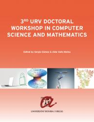 Cover for 3rd URV Doctoral Workshop in Computer Science and Mathematics