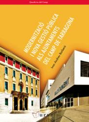 Cover for Modernització i nova gestió pública als ajuntaments del Camp de Tarragona