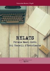 Cover for Relats: Premis Sant Jordi del Consell d'Estudiants