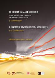Cover for La postveritat i la manca de reflexió, una nova realitat del segle XXI? VII Congrés Català de Sociologia & V Congrés de Joves sociòlegs/sociòlogues
