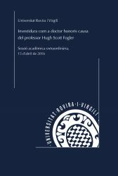 Cover for Investidura com a doctor honoris causa de l'Excm. Sr. Hugh Scott Fogler