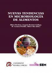 Cover for Nuevas tendencias en microbiología de alimentos: XXI Congreso Nacional de Microbiología de Alimentos (SEM): Tarragona 2018