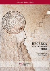 Cover for Recerca en Humanitats 2018