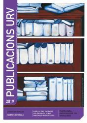 Cover for Novetats editorials 2019