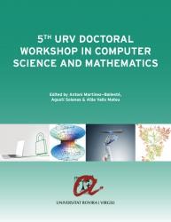 Cover for 5th URV Doctoral Workshop in Computer Science and Mathematics