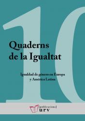 Cover for Igualdad de género en Europa y América Latina: Educación superior, violencias y políticas de integración regional