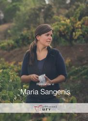 Cover for Maria Sangenís
