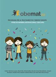 Cover for Obemat 2.0. Programa per al tractament de l'obesitat infantil: Fitxes de material motivacional i educatiu