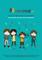Cover for Obemat 2.0. Childhood Obesity Motivational Treatment