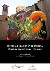 Cover for Història de la Conca de Barberà: Cultura tradicional i popular