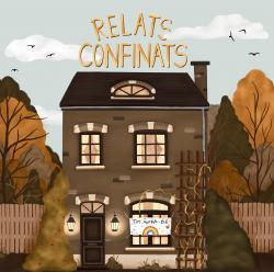 Cover for Relats confinats