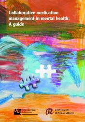 Cover for Collaborative medication management in mental health: A guide