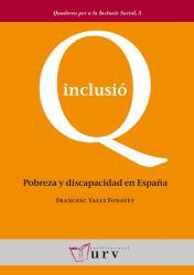 Cover for Pobreza y discapacidad en España