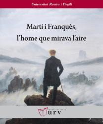 Cover for Martí i Franquès, l'home que mirava l'aire